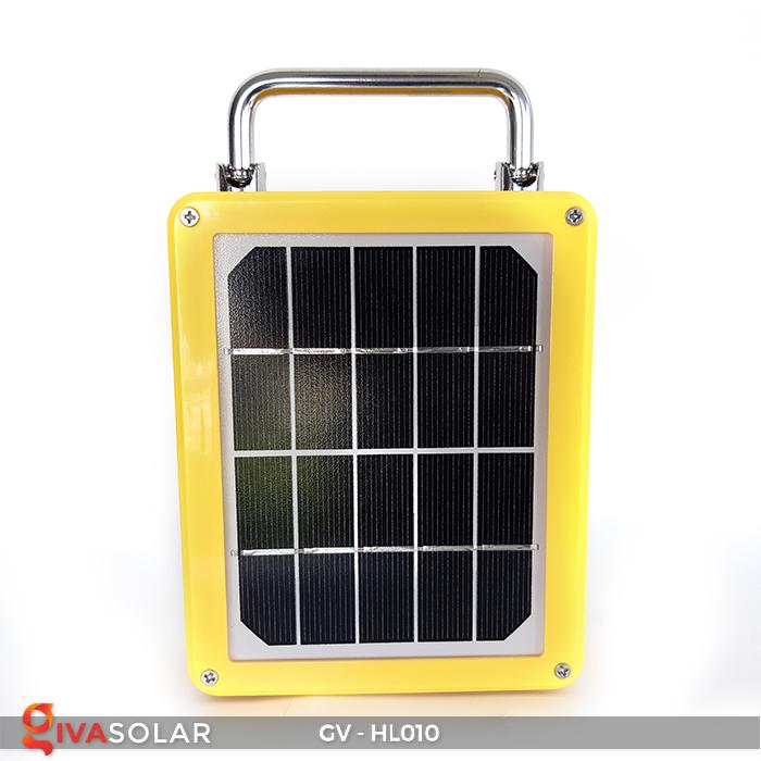 Đèn cắm trại mini năng lượng mặt trời GV-HL010 5