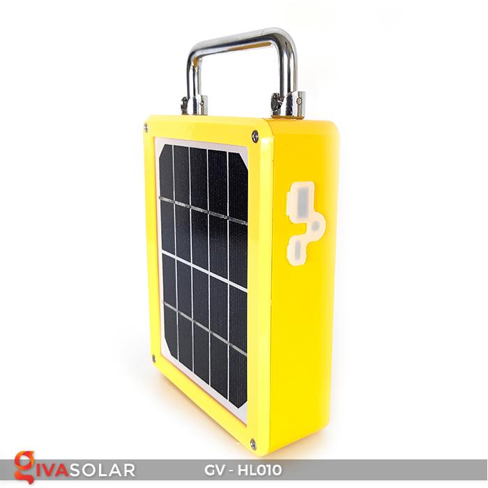 Đèn cắm trại mini năng lượng mặt trời GV-HL010 6