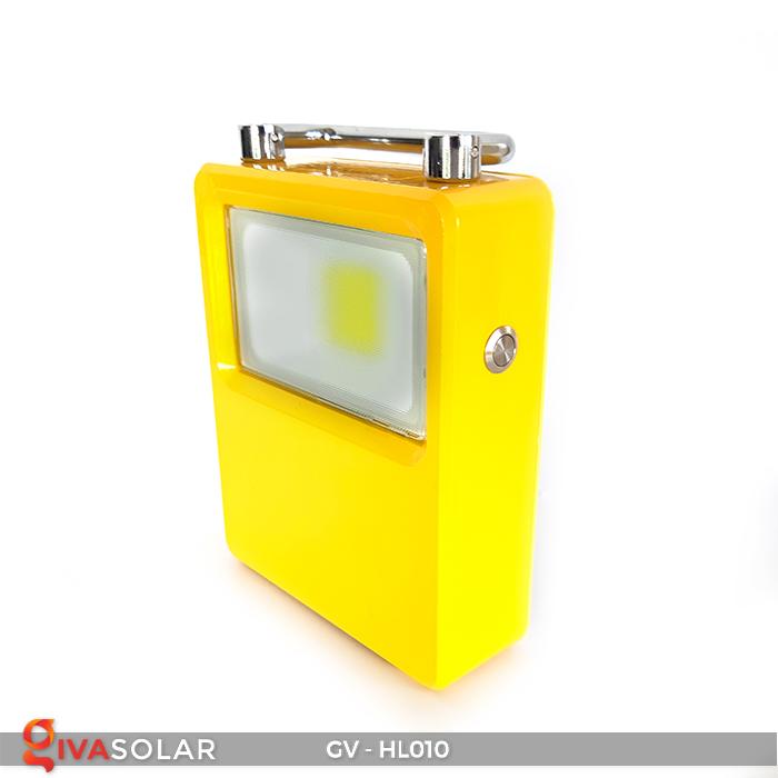 Đèn cắm trại mini năng lượng mặt trời GV-HL010 7
