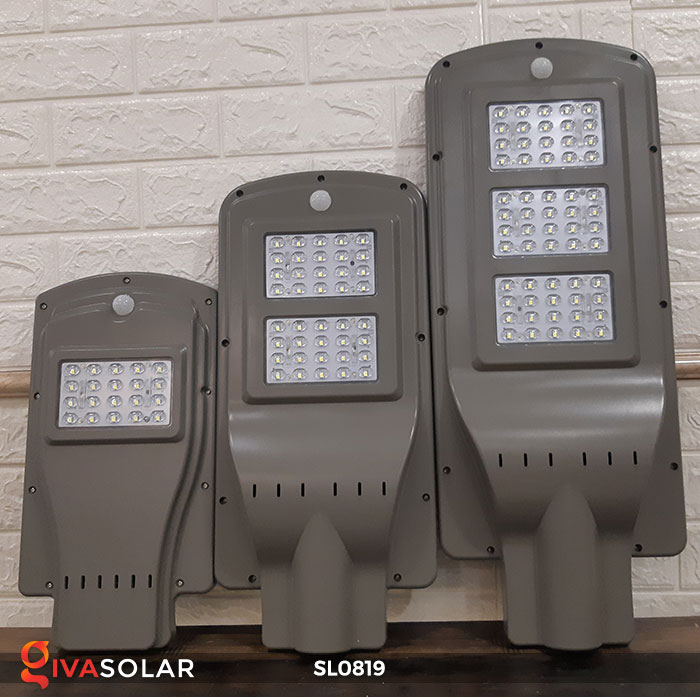 Đèn đường năng lượng mặt trời GV-SL0819 1