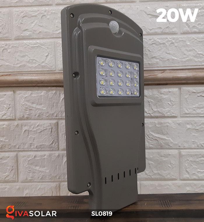 Đèn đường năng lượng mặt trời GV-SL0819 2