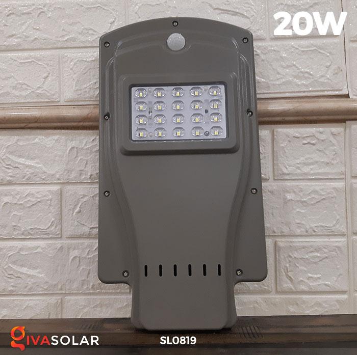 Đèn đường năng lượng mặt trời GV-SL0819 3