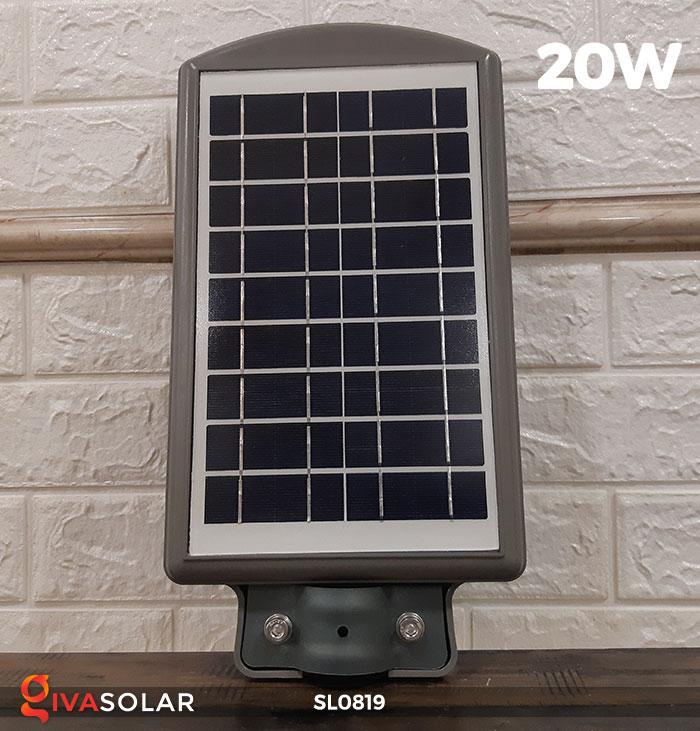 Đèn đường năng lượng mặt trời GV-SL0819 4