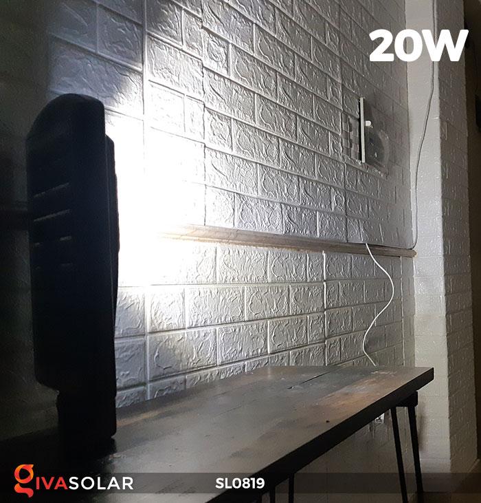 Đèn đường năng lượng mặt trời GV-SL0819 5
