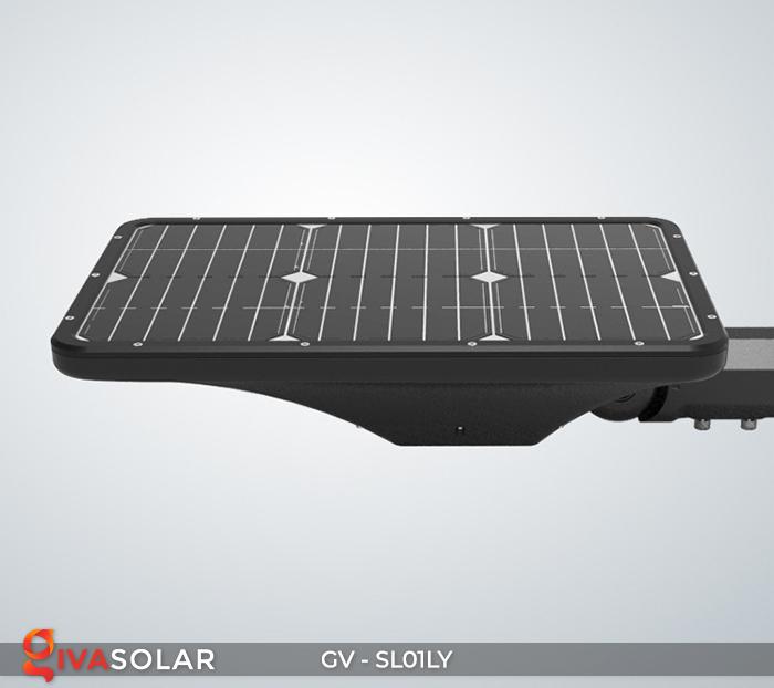 Đèn đường năng lượng mặt trời GV-SL01LY 10