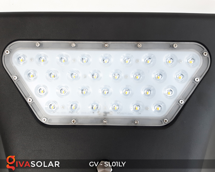 Đèn đường năng lượng mặt trời GV-SL01LY 12
