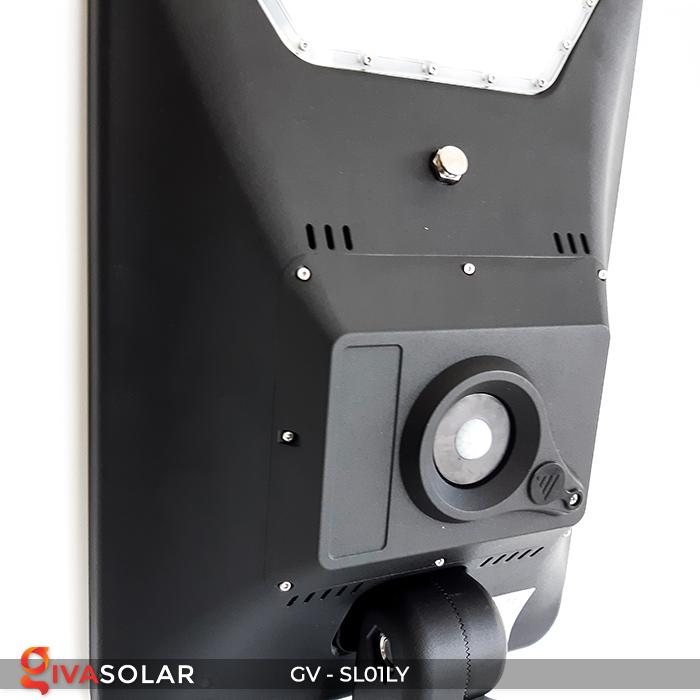 Đèn đường năng lượng mặt trời GV-SL01LY 15