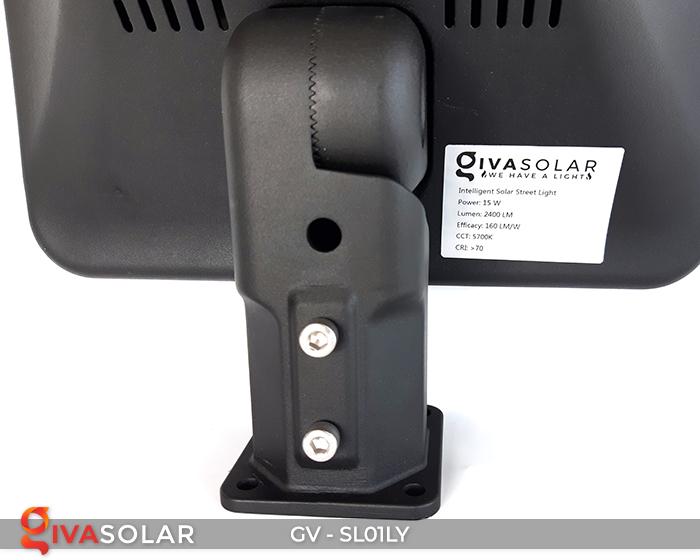 Đèn đường năng lượng mặt trời GV-SL01LY 17