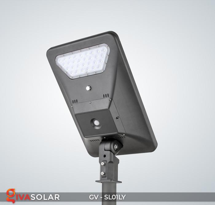Đèn đường năng lượng mặt trời GV-SL01LY 6