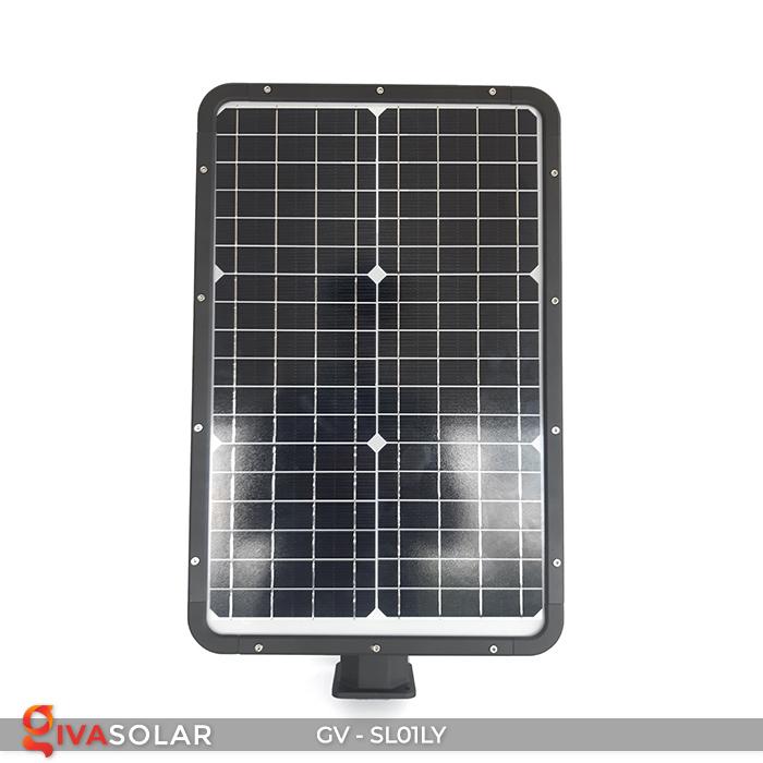 Đèn đường năng lượng mặt trời GV-SL01LY 9