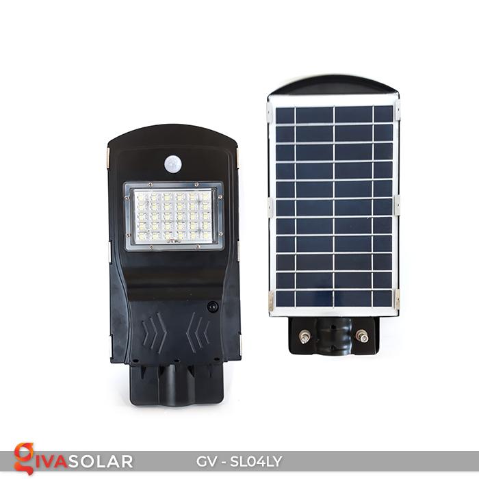 Đèn đường năng lượng mặt trời cao cấp GV-SL04LY 1