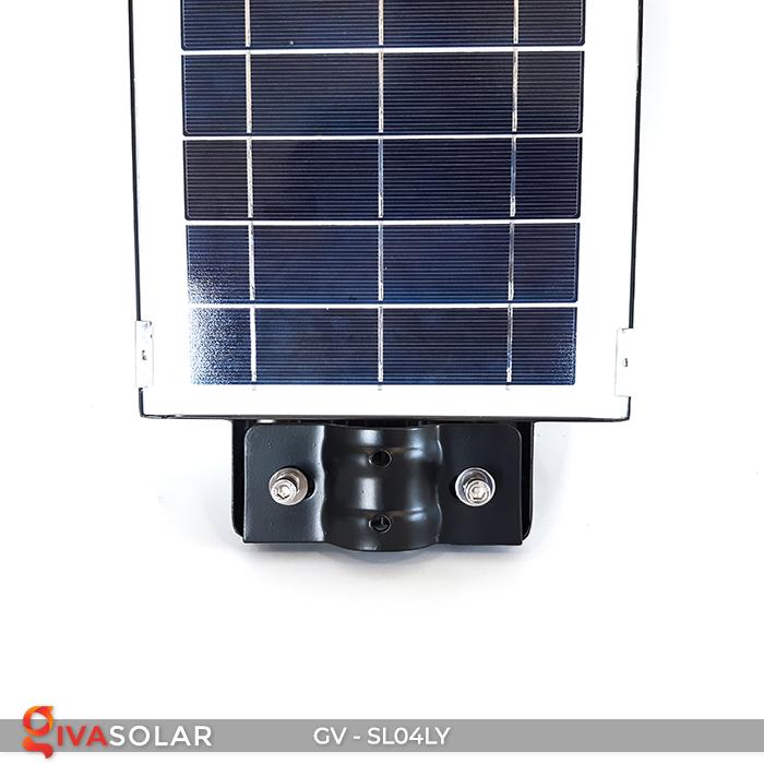 Đèn đường năng lượng mặt trời cao cấp GV-SL04LY 12