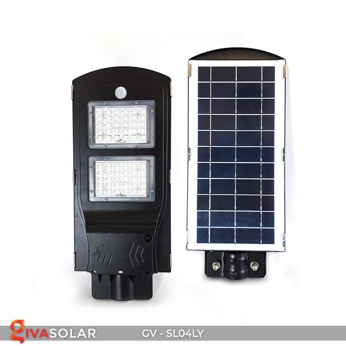 Đèn đường năng lượng mặt trời cao cấp GV-SL04LY 2