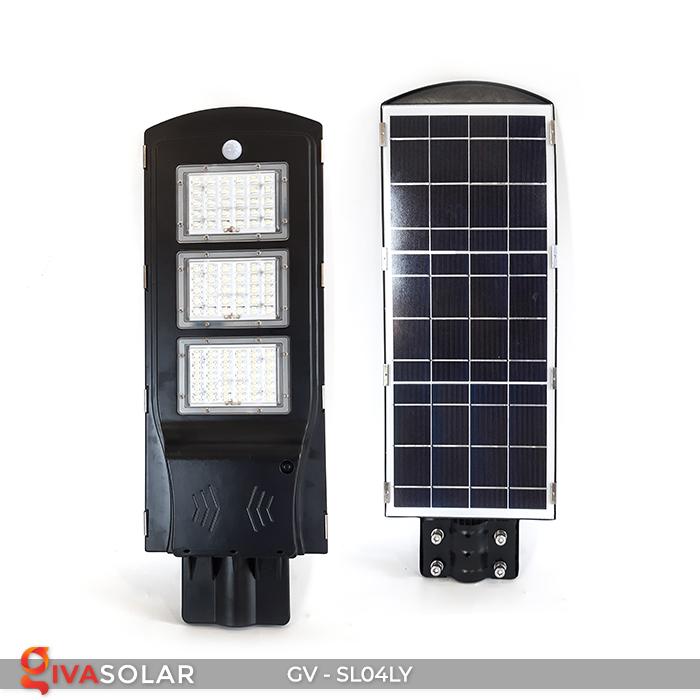 Đèn đường năng lượng mặt trời cao cấp GV-SL04LY 3