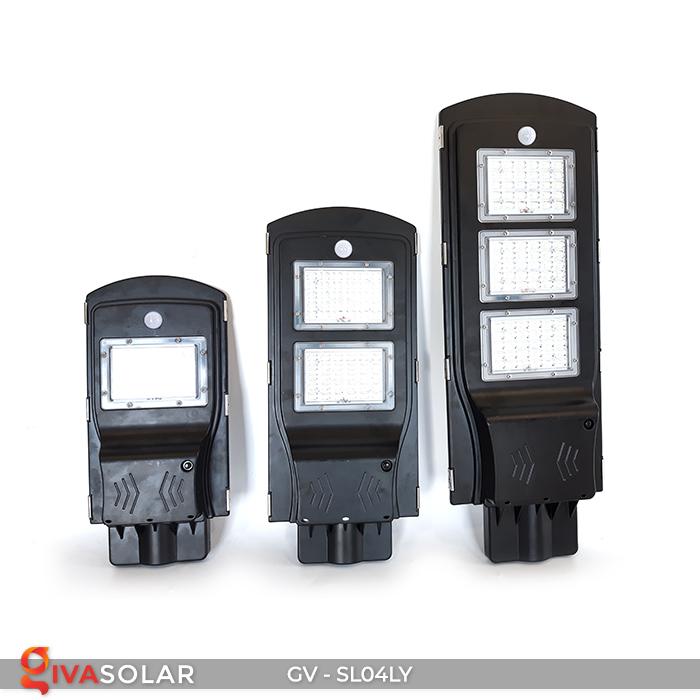 Đèn đường năng lượng mặt trời cao cấp GV-SL04LY 5