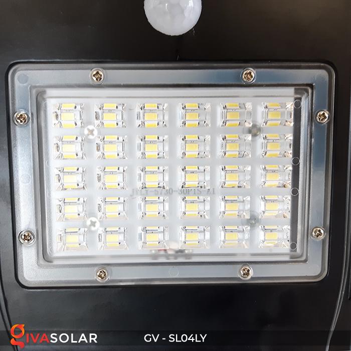 Đèn đường năng lượng mặt trời cao cấp GV-SL04LY 8