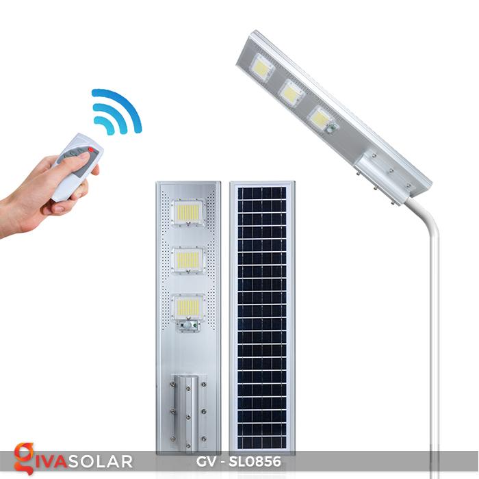 Đèn đường cao cấp năng lượng mặt trời GV-SL0856 5