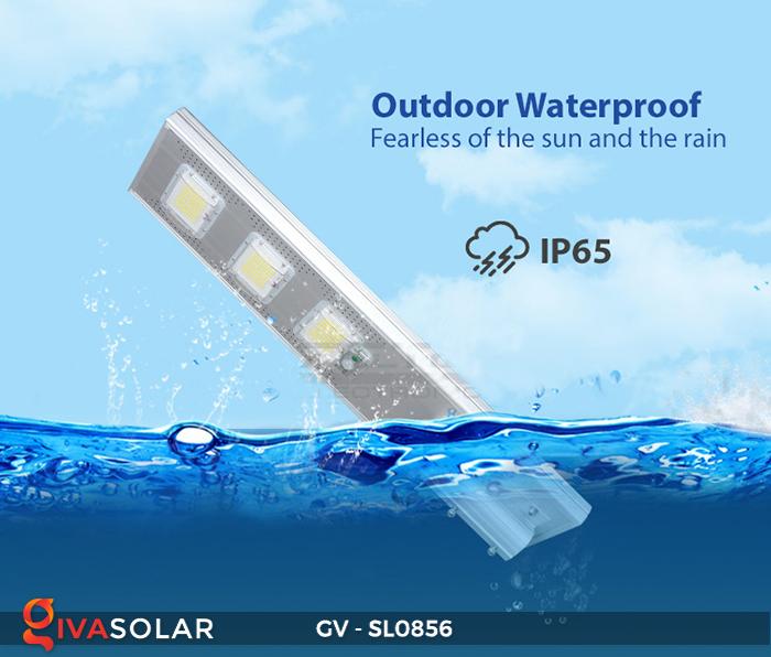 Đèn đường cao cấp năng lượng mặt trời GV-SL0856 6