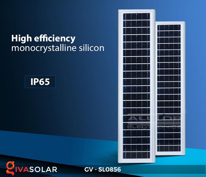 Đèn đường cao cấp năng lượng mặt trời GV-SL0856 7