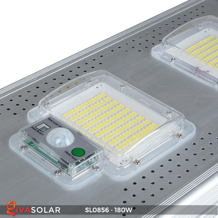 Đèn đường cao cấp năng lượng mặt trời GV-SL0856 9