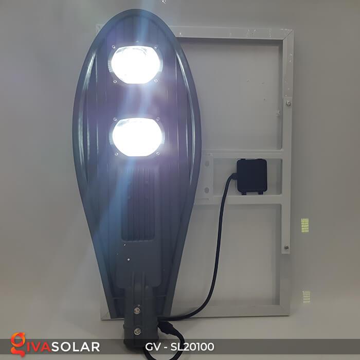 Đèn đường chạy năng lượng mặt trời GV-SL20100 1