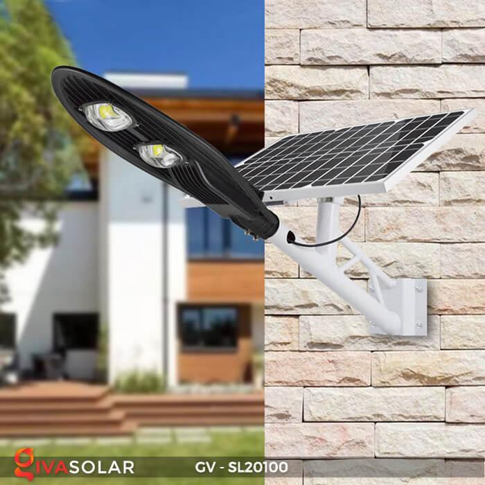 Đèn đường chạy năng lượng mặt trời GV-SL20100 15