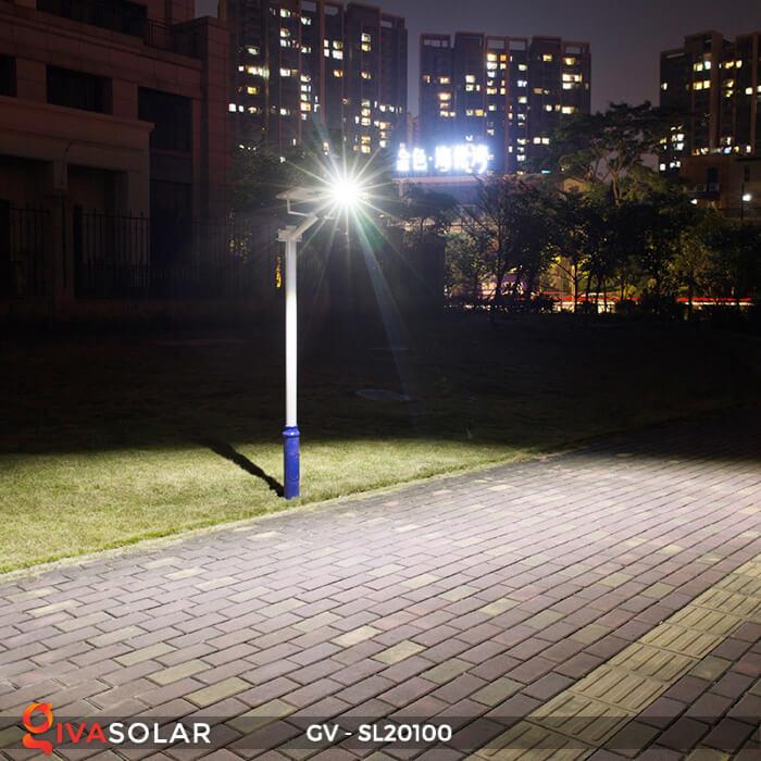 Đèn đường chạy năng lượng mặt trời GV-SL20100 18