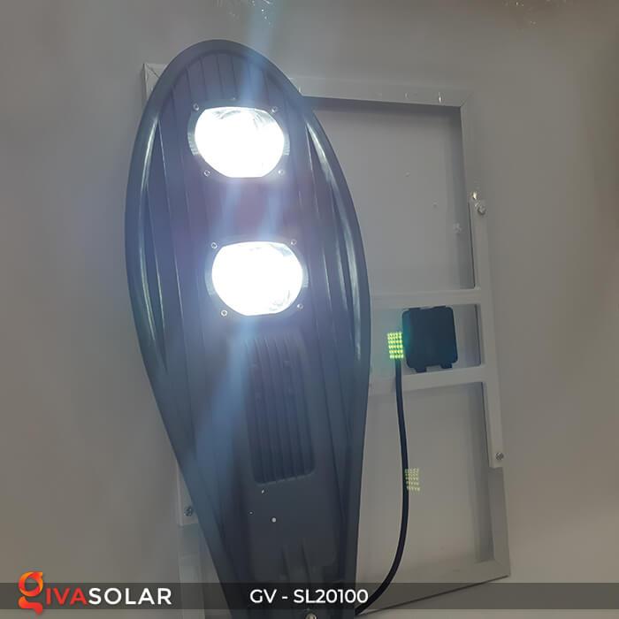 Đèn đường chạy năng lượng mặt trời GV-SL20100 3