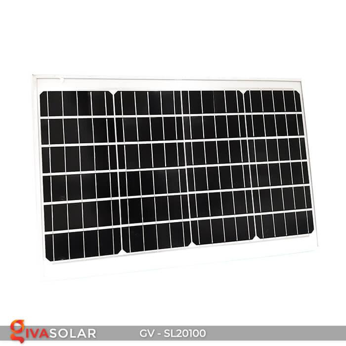Đèn đường chạy năng lượng mặt trời GV-SL20100 8