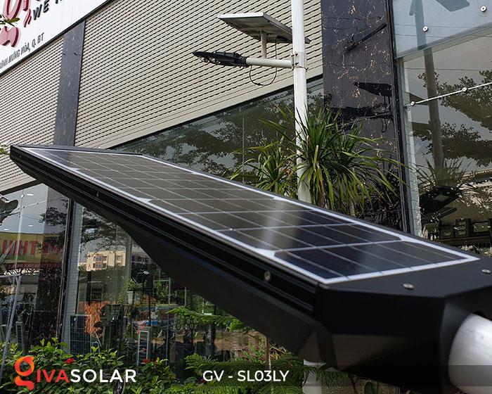 Đèn đường thông minh năng lượng mặt trời GV-SL03LY 10