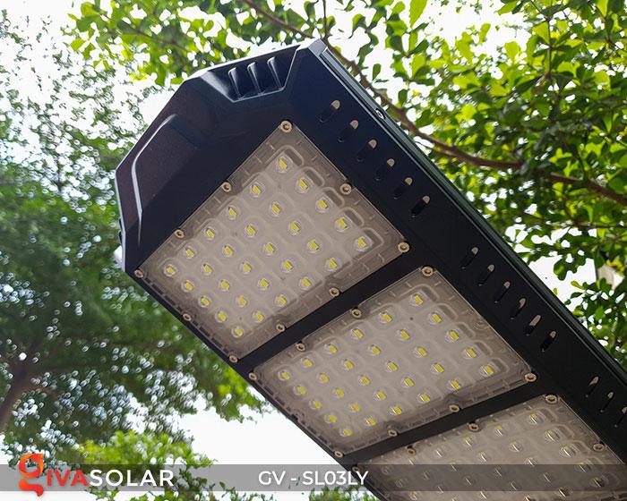 Đèn đường thông minh năng lượng mặt trời GV-SL03LY 11