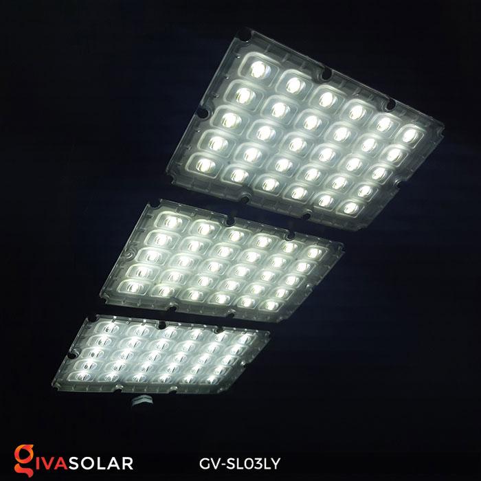 Đèn đường thông minh năng lượng mặt trời GV-SL03LY 17