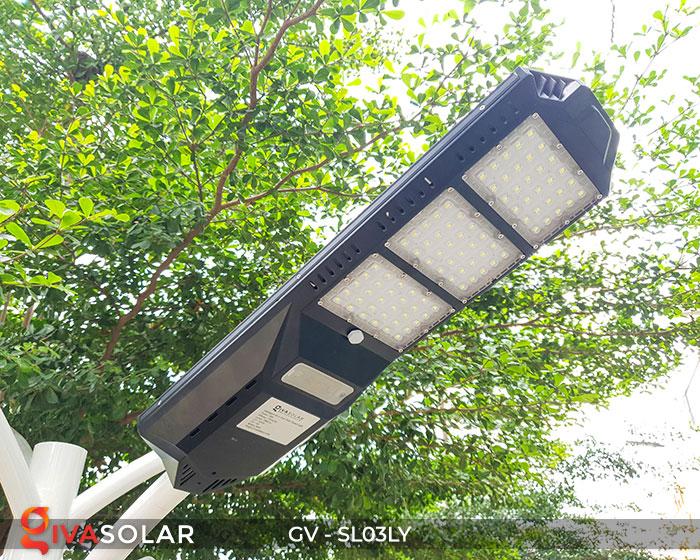 Đèn đường thông minh năng lượng mặt trời GV-SL03LY 3