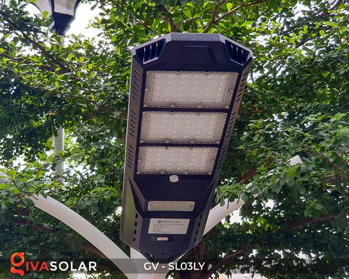 Đèn đường thông minh năng lượng mặt trời GV-SL03LY 5