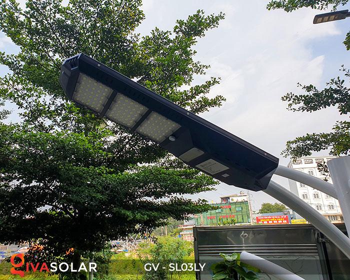 Đèn đường thông minh năng lượng mặt trời GV-SL03LY 6