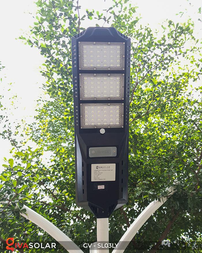 Đèn đường thông minh năng lượng mặt trời GV-SL03LY 8