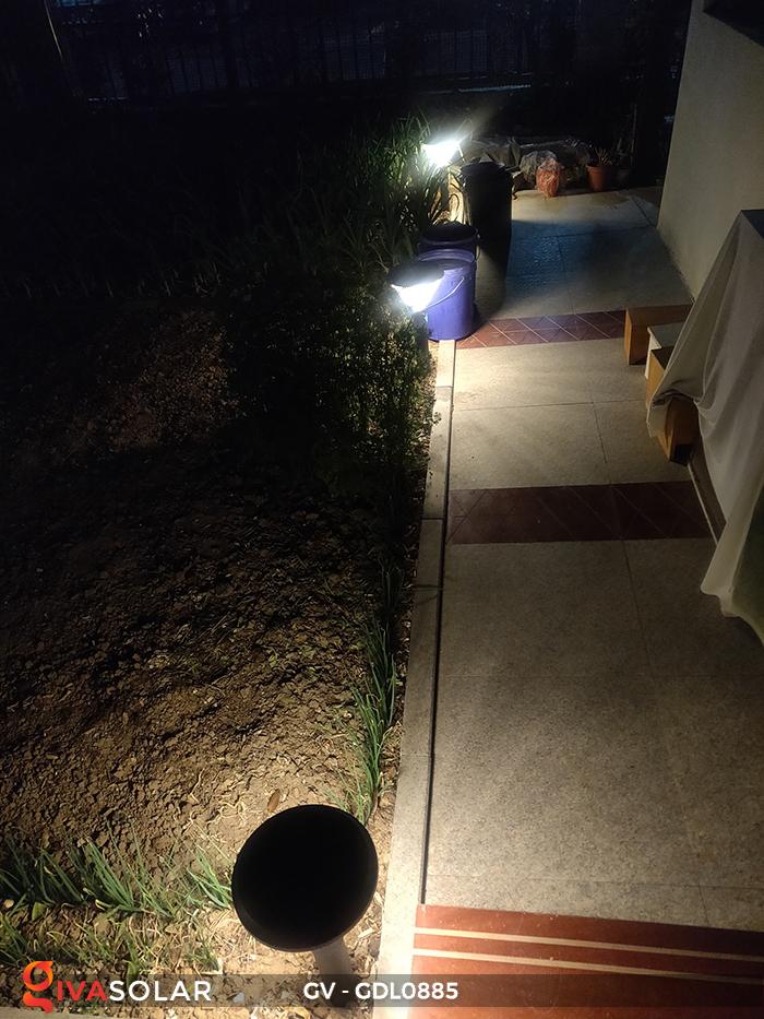Đèn năng lượng mặt trời sân vườn GV-GDL0885 15