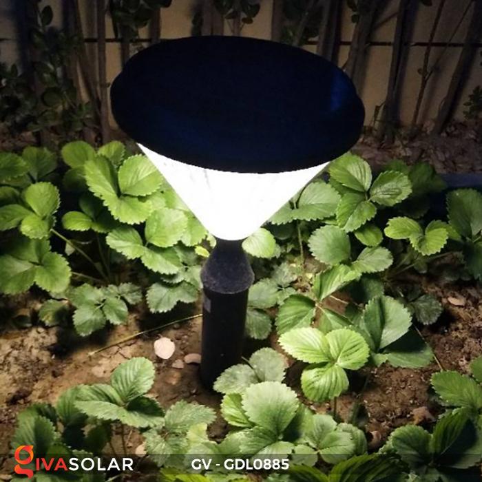 Đèn năng lượng mặt trời sân vườn GV-GDL0885 16