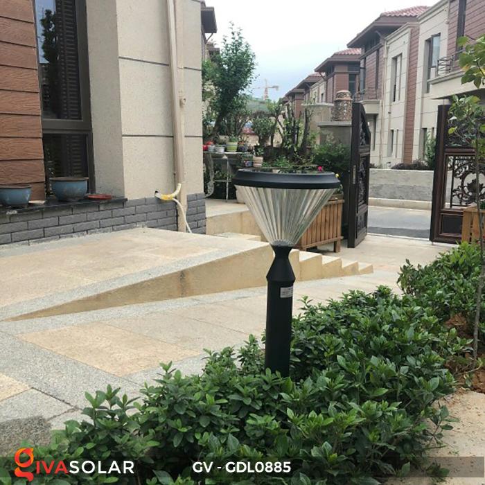 Đèn năng lượng mặt trời sân vườn GV-GDL0885 20