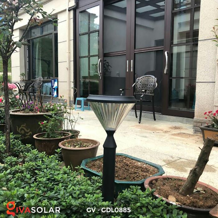 Đèn năng lượng mặt trời sân vườn GV-GDL0885 21