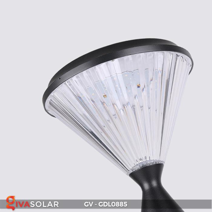 Đèn năng lượng mặt trời sân vườn GV-GDL0885 24
