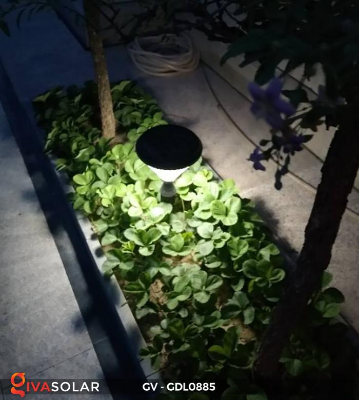 Đèn năng lượng mặt trời sân vườn GV-GDL0885 5