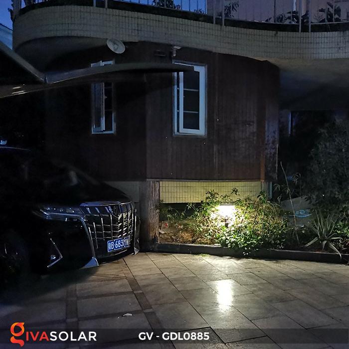 Đèn năng lượng mặt trời sân vườn GV-GDL0885 6