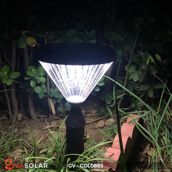 Đèn năng lượng mặt trời sân vườn GV-GDL0885 7