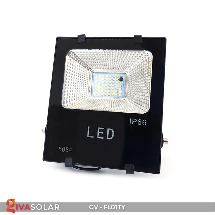 Đèn pha năng lượng mặt trời thông minh GV-FL01TY 10