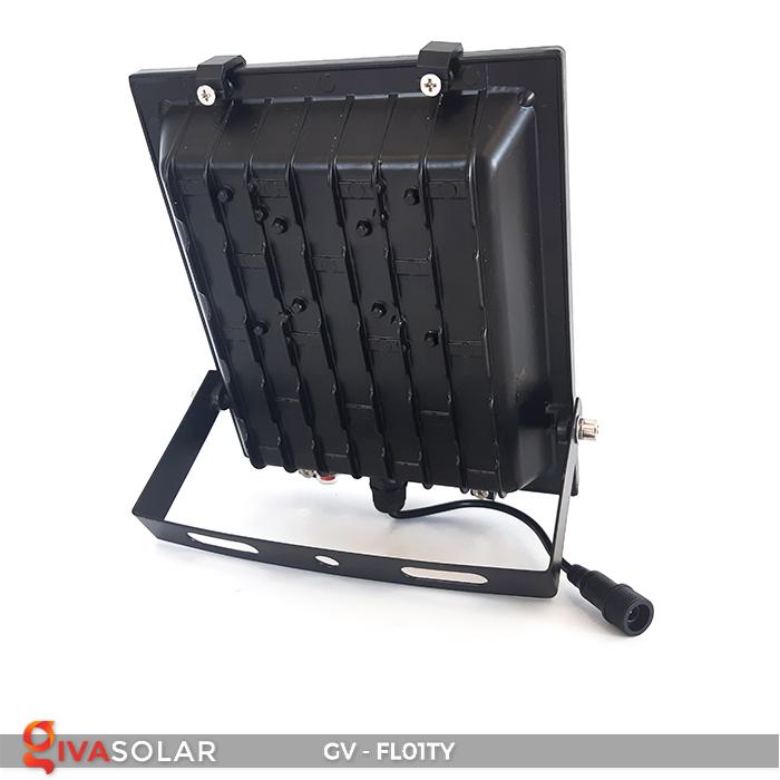 Đèn pha năng lượng mặt trời thông minh GV-FL01TY 11