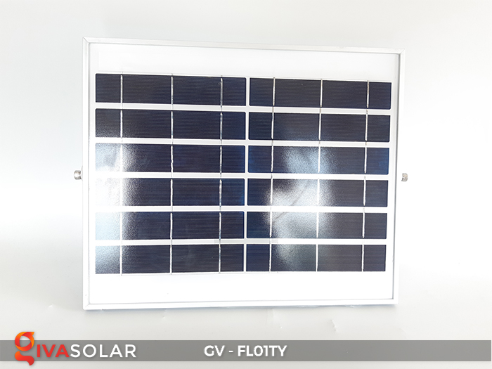 Đèn pha năng lượng mặt trời thông minh GV-FL01TY 12