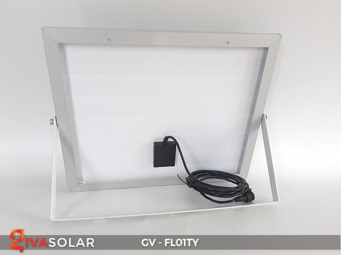 Đèn pha năng lượng mặt trời thông minh GV-FL01TY 13