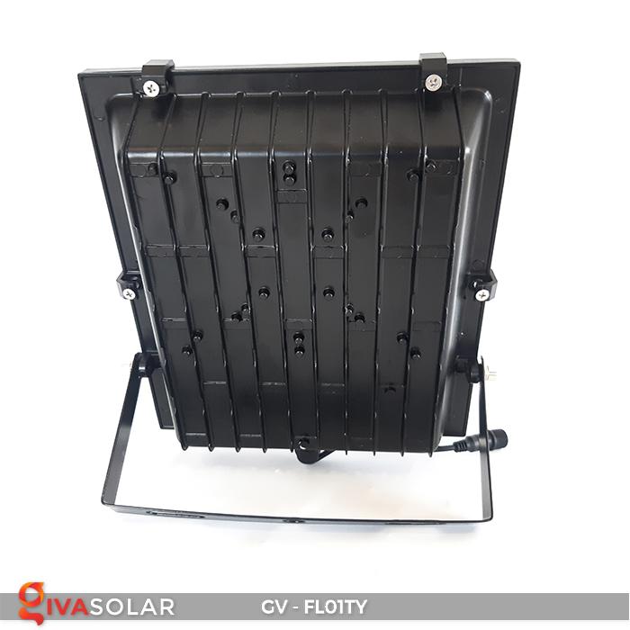 Đèn pha năng lượng mặt trời thông minh GV-FL01TY 16