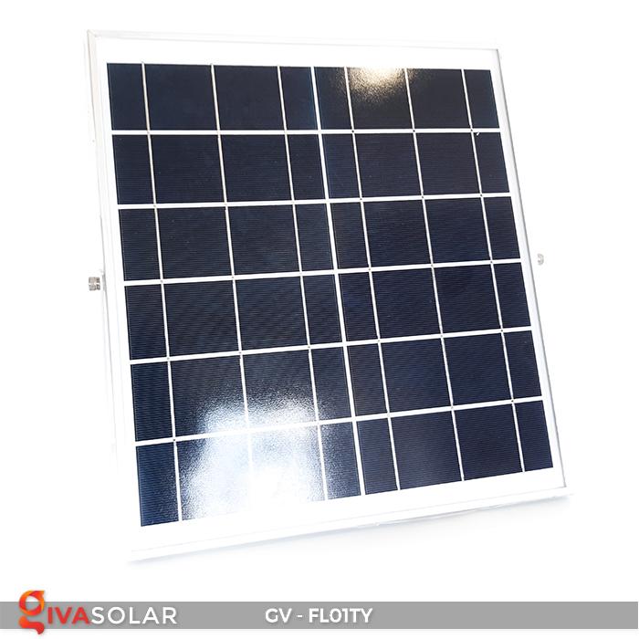 Đèn pha năng lượng mặt trời thông minh GV-FL01TY 17